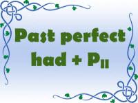 Unit 3: Past perfect (Thì quá khứ hoàn thành)