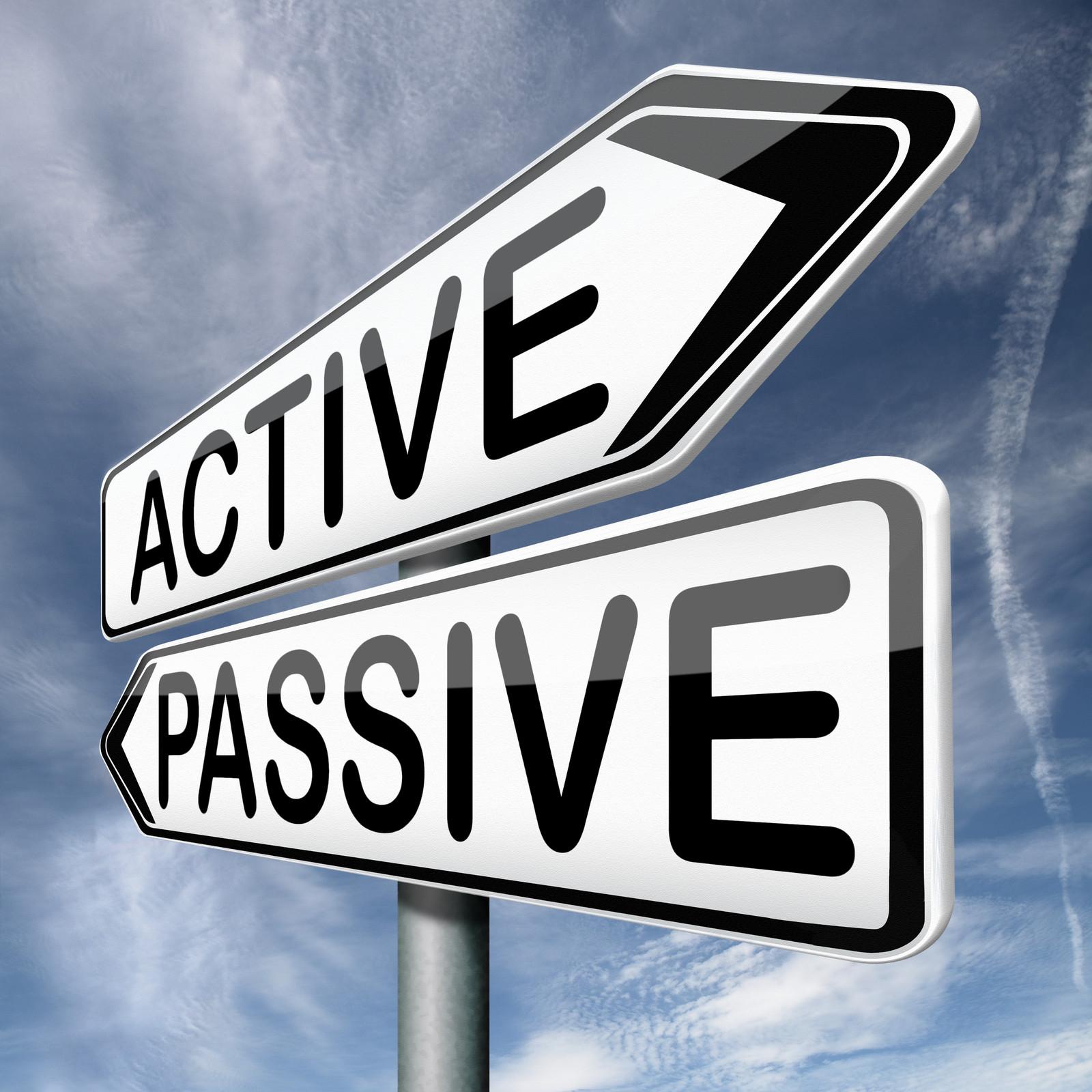 Unit 9: Passive voice